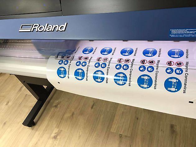 Stickers groot en klein - Reclame en Borduurstudio An Zuidbroek