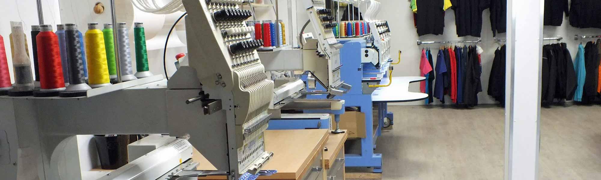 Speciaal borduurwerk en patches - Reclame en Borduurstudio An Zuidbroek