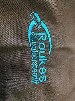 Bedrijfskleding borduren Reclame en Borduurstudio An Zuidbroek