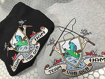 Patches en emblemen op maat Borduurstudio An Zuidbroek