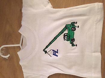 Kinder t-shirts Reclame en Borduurstudio An Zuidbroek