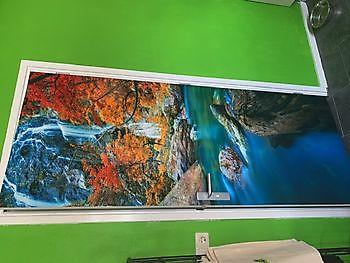 Een fotowand kan uw hele winkel veranderen! Reclame en Borduurstudio An Zuidbroek